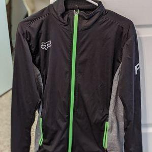 Fox training jacket